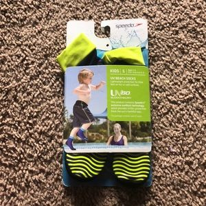 Speedo Boys Beach Socks